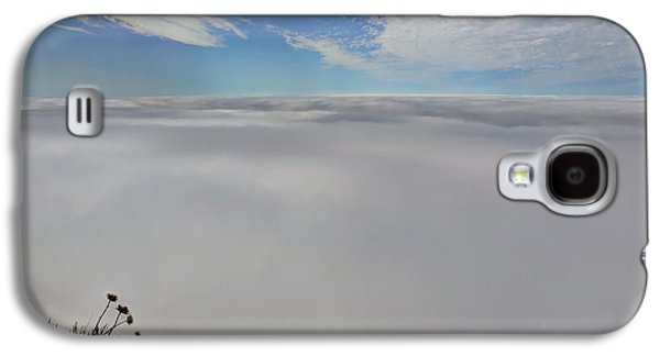 Big Sur Ca Galaxy S4 Cases - Between Heaven And Earth Galaxy S4 Case by Heidi Smith