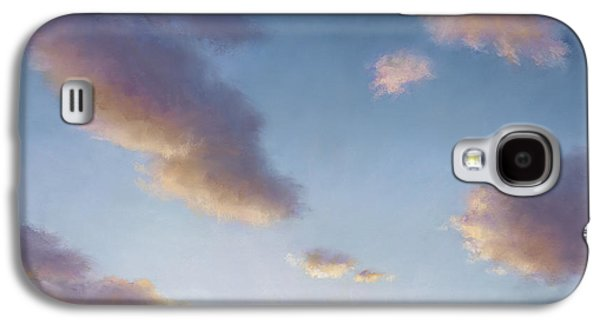 Contemplative Pastels Galaxy S4 Cases - Beyond Galaxy S4 Case by Christine Labich