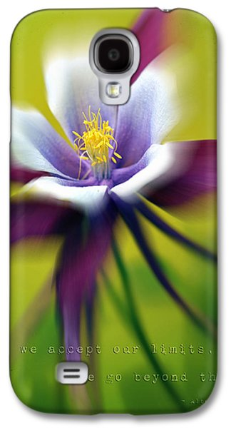 Decorative Photographs Galaxy S4 Cases - Beyond Limits Galaxy S4 Case by Lisa Knechtel