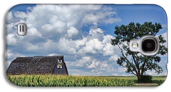 Beyond The Corn Galaxy S4 Case by Nikolyn McDonald