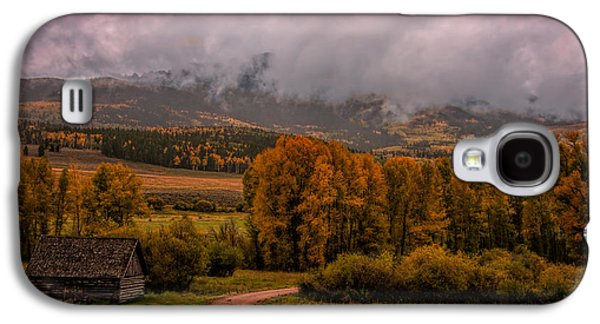 Mining Photos Galaxy S4 Cases - Beyond the Road Galaxy S4 Case by Ken Smith