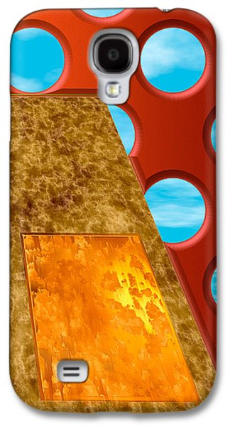 Dreamscape Galaxy S4 Cases - Beyond Galaxy S4 Case by Wendy J St Christopher