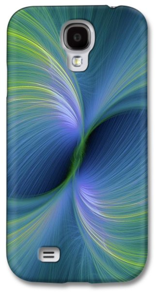Bi Polar Or Supersymmetry Concept Galaxy S4 Case by David Parker