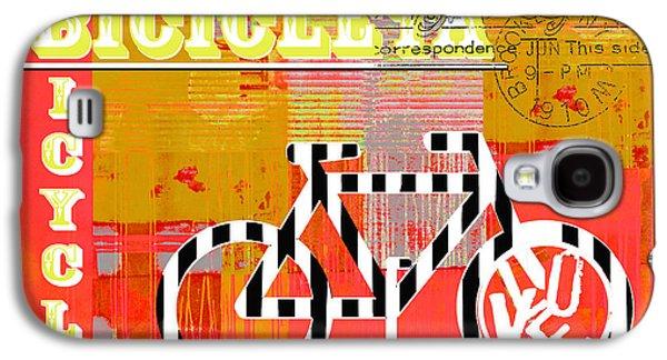 Surtex Licensing Galaxy S4 Cases - Bicycle Pop Art - Bicicleta Galaxy S4 Case by Anahi DeCanio - ArtyZen Studios