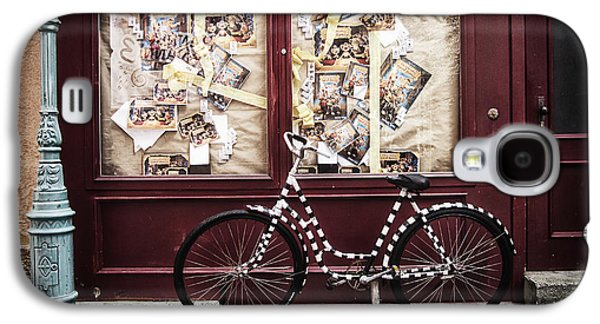 Bicycle Photographs Galaxy S4 Cases - Bicycle Galaxy S4 Case by Ryan Wyckoff