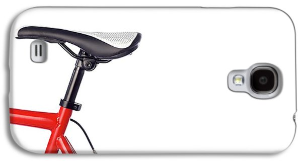 Bicycle Saddle Galaxy S4 Case by Science Photo Library