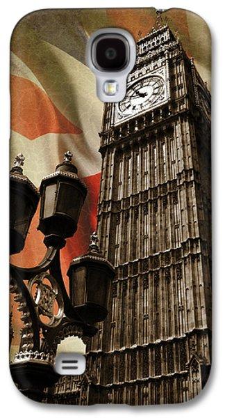 Big Ben London Galaxy S4 Case by Mark Rogan