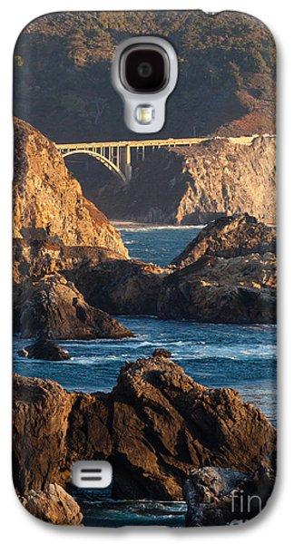 Big Sur Coastal Serenity Galaxy S4 Case by Mike Reid