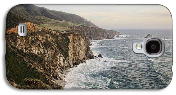 Big Sur Ca Galaxy S4 Cases - Big Sur Galaxy S4 Case by Heather Applegate