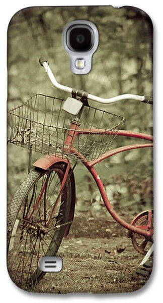 Bicycle Photographs Galaxy S4 Cases - Bike Galaxy S4 Case by Shane Holsclaw