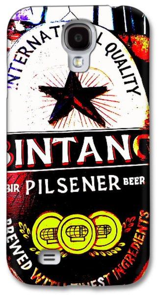 Bintang Beer In Bali Galaxy S4 Case by Funkpix Photo Hunter