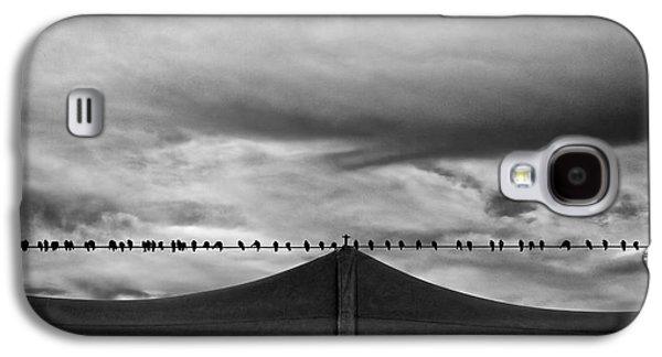 Bob Orsillo Photographs Galaxy S4 Cases - Birds Galaxy S4 Case by Bob Orsillo