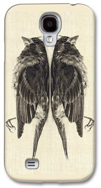 January Galaxy S4 Cases - Mirror Mirror Galaxy S4 Case by Edward Fielding