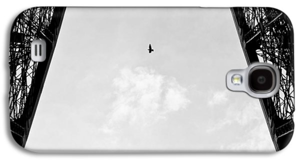 Visitor Galaxy S4 Cases - Birds-Eye View Galaxy S4 Case by Dave Bowman