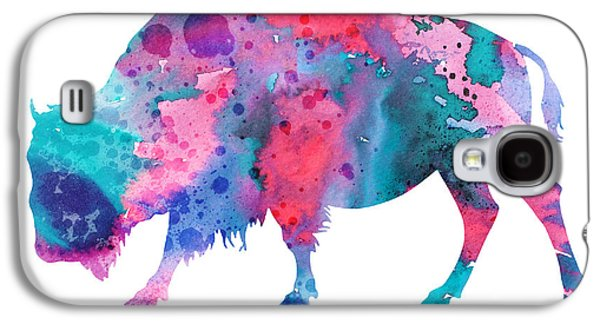 Bison Galaxy S4 Cases - Bison 2 Galaxy S4 Case by Luke and Slavi