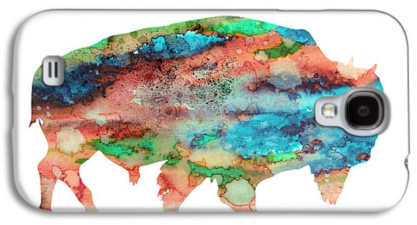 Bison Galaxy S4 Cases - Bison 3 Galaxy S4 Case by Luke and Slavi