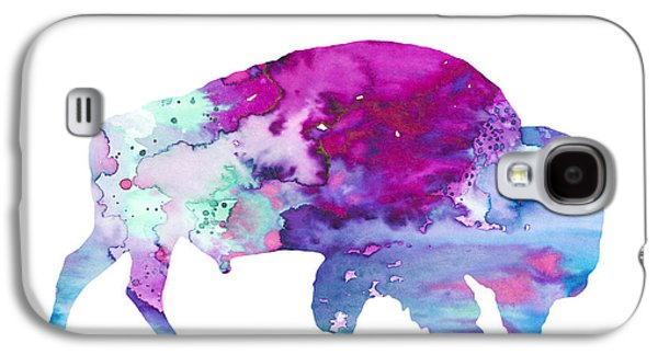 Bison Galaxy S4 Cases - Bison 4 Galaxy S4 Case by Luke and Slavi