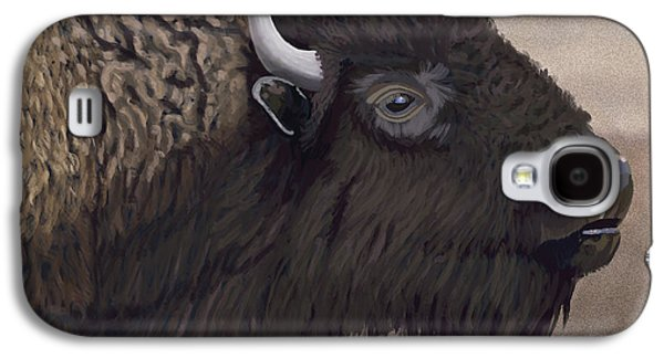 Bison Digital Galaxy S4 Cases - Bison Galaxy S4 Case by Jacqueline Barden