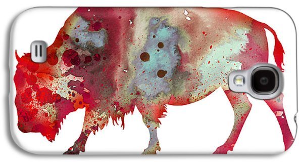 Bison Galaxy S4 Cases - Bison Galaxy S4 Case by Luke and Slavi
