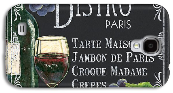 Bistro Paris Galaxy S4 Case by Debbie DeWitt