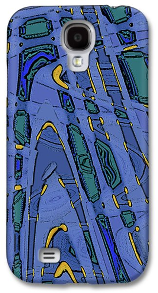 Ben Gertsberg Digital Art Galaxy S4 Cases - Bits And Pieces - Cool Galaxy S4 Case by Ben and Raisa Gertsberg