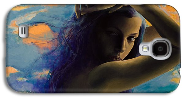 Bittersweet Galaxy S4 Cases - BitterSweet Galaxy S4 Case by Dorina  Costras