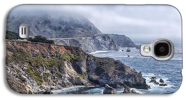 Pch Galaxy S4 Cases - Bixby Bridge - Large Print Galaxy S4 Case by Anthony Citro