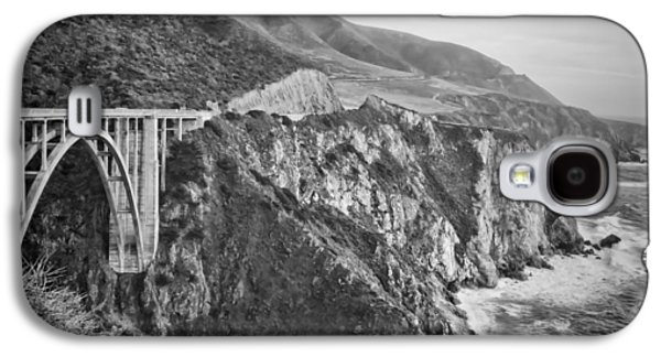 Bixby Bridge Galaxy S4 Cases - Bixby Overlook Galaxy S4 Case by Heather Applegate