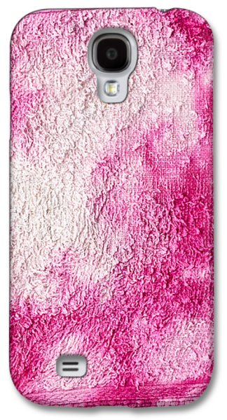 Sample Galaxy S4 Cases - Bleach stains Galaxy S4 Case by Tom Gowanlock
