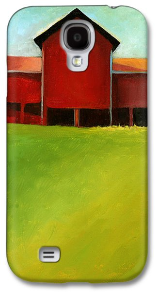Bleak House Barn 2 Galaxy S4 Case by Catherine Twomey