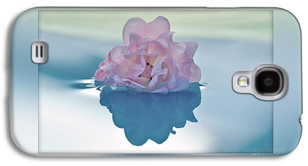 Reflections Of Sun In Water Galaxy S4 Cases - Blend of Pastels Galaxy S4 Case by Kaye Menner