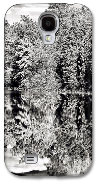 Pine Barrens Galaxy S4 Cases - Blended Nature Galaxy S4 Case by John Rizzuto