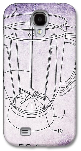 Appliance Galaxy S4 Cases - Blender Patent Galaxy S4 Case by Edward Fielding