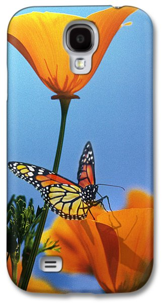 Blessed By The Sun Galaxy S4 Case by Evie Cook
