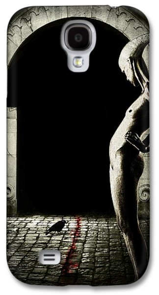 Fictional Galaxy S4 Cases - Bloody monday Galaxy S4 Case by Johan Lilja