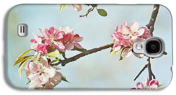 Blossom Branch Galaxy S4 Case by Kim Hojnacki