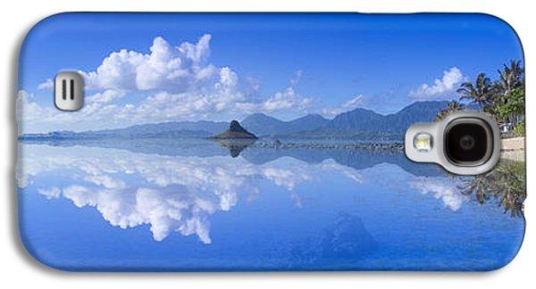 Blue Mokolii Galaxy S4 Case by Sean Davey