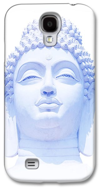 Thoughtful Photographs Galaxy S4 Cases - Blue Buddha Galaxy S4 Case by Tim Gainey