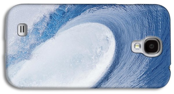 Ocean Art Photography Galaxy S4 Cases - Blue Eye Galaxy S4 Case by Sean Davey