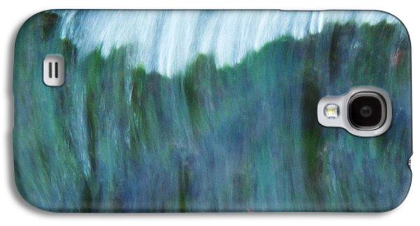 Blue Haze Galaxy S4 Case by Todd Sherlock