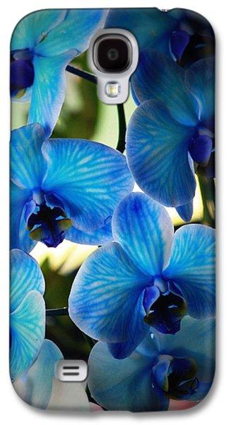 Blue Monday Galaxy S4 Case by Mandy Shupp