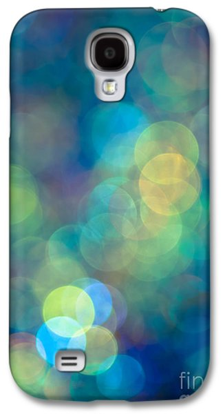 Blue Of The Night Galaxy S4 Case by Jan Bickerton