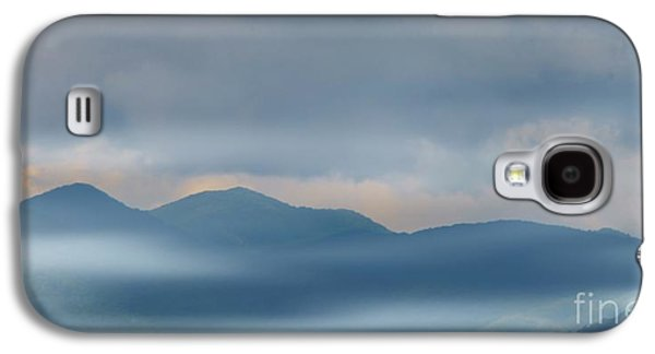 Struckle Galaxy S4 Cases - Blue Ridge Mountains Galaxy S4 Case by Kathleen Struckle