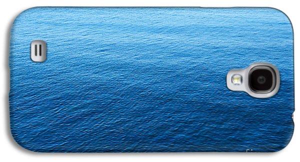 Gradient Galaxy S4 Cases - Blue Sea Galaxy S4 Case by Carlos Caetano
