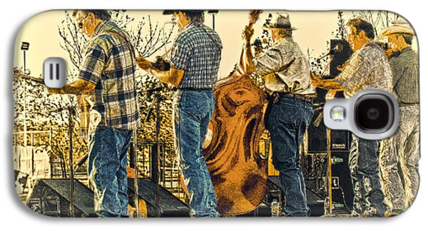 Backstage Photographs Galaxy S4 Cases - Bluegrass Evening Galaxy S4 Case by Robert Frederick