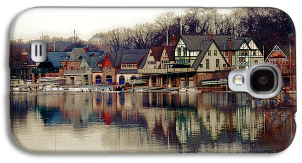 Phillies Galaxy S4 Cases - BoatHouse Row Philadelphia Galaxy S4 Case by Tom Gari Gallery-Three-Photography