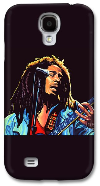 Bob Marley Galaxy S4 Case by Paul Meijering