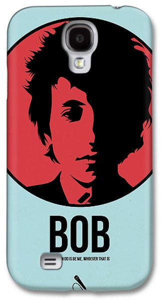 Singer Mixed Media Galaxy S4 Cases - Bob Poster 2 Galaxy S4 Case by Naxart Studio