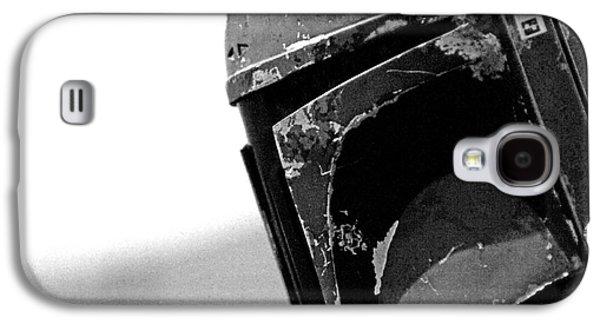 Boba Fett Helmet 24 Galaxy S4 Case by Micah May