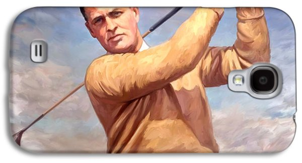 bobby Jones Galaxy S4 Case by Tim Gilliland